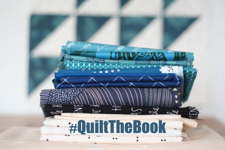 quilt the book by wooden spoon quilts